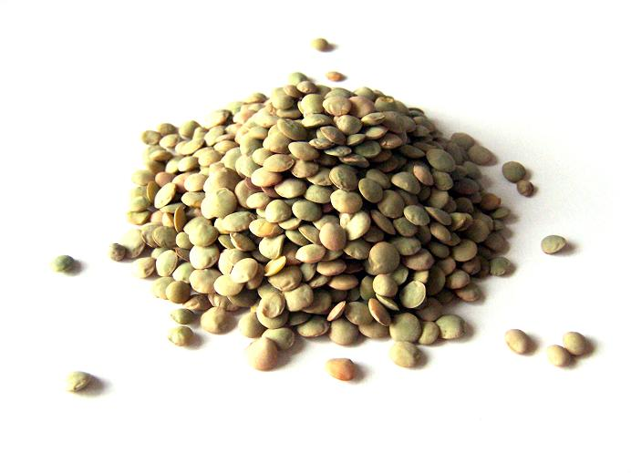 Legumes :Lentils
