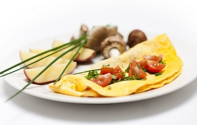 omelet_met groene kruiden_klein400