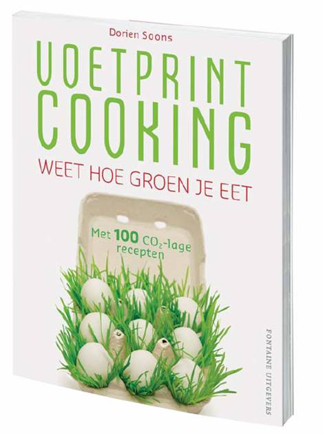 Voetprint Cooking kookboek