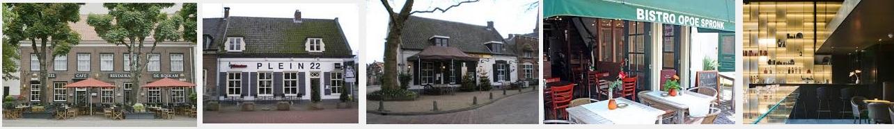 restaurants houten