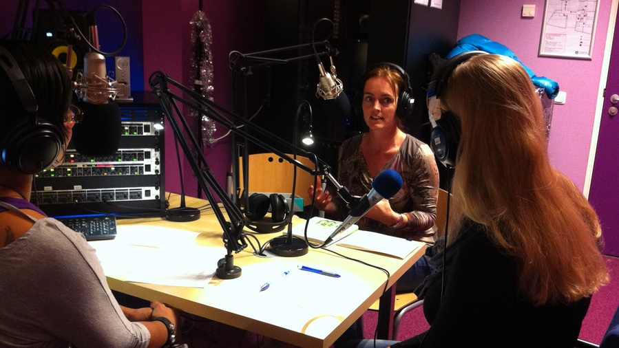 radioHoutenFM 8 april 2014