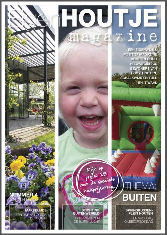 EigenHoutjeMagazineZomer2014