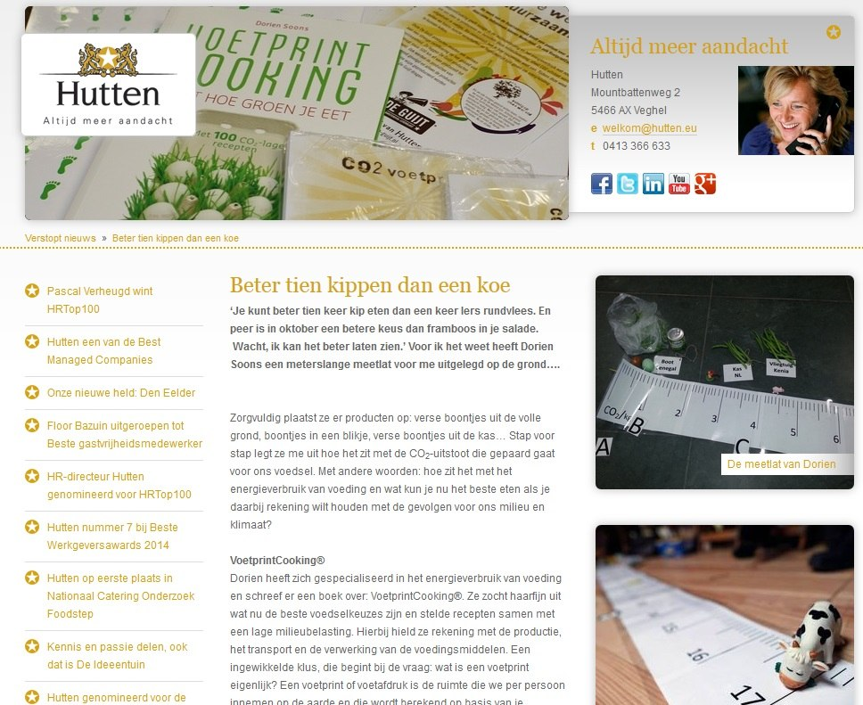 Hutten_VoetprintCooking website Hutten
