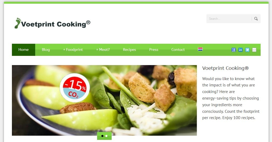 VoetprintCooking English web