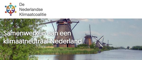 De Nederlandse Klimaatcoalitie